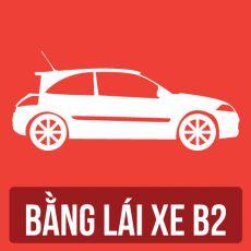 600 Câu trắc nghiệm lý thuyết bằng lái xe Ôtô B2, C, D, E có đáp án 2020