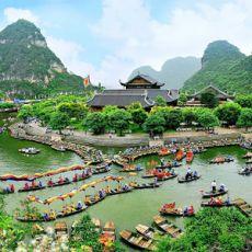 370 câu trắc nghiệm Địa lý du lịch Việt Nam